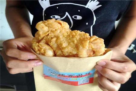 廊坊熊家韩国炸鸡加盟