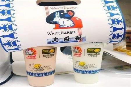 加盟大白兔奶茶
