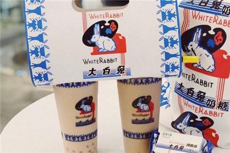 大白兔奶茶加盟