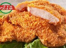 味征鸡排教你如何制作美味的爆浆大鸡排!