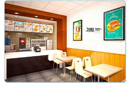 田沏汉堡奶茶加盟