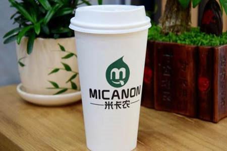 抖音米卡农奶茶加盟