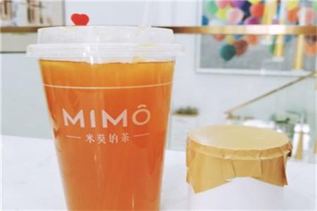 网红米莫的茶加盟