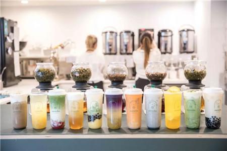 Narocha水獭奶茶加盟