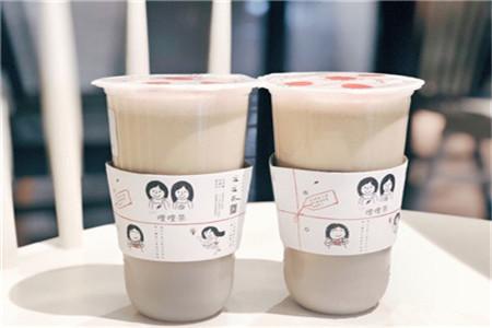 网红哩喱茶加盟