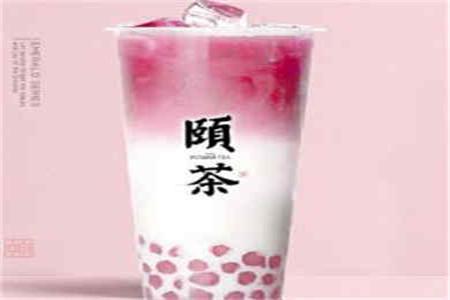 网红颐茶加盟