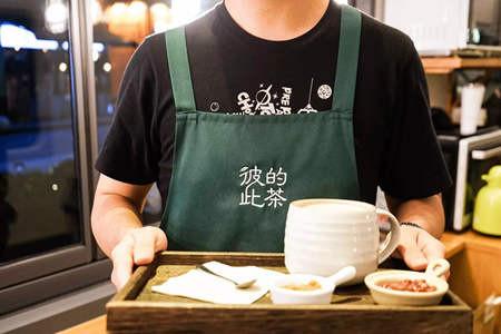 抖音彼此的茶奶茶加盟